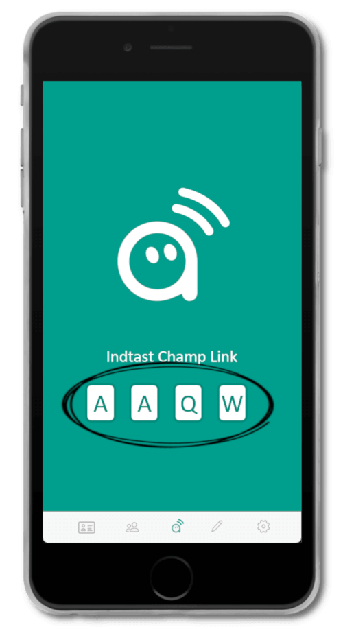 Champ link interface